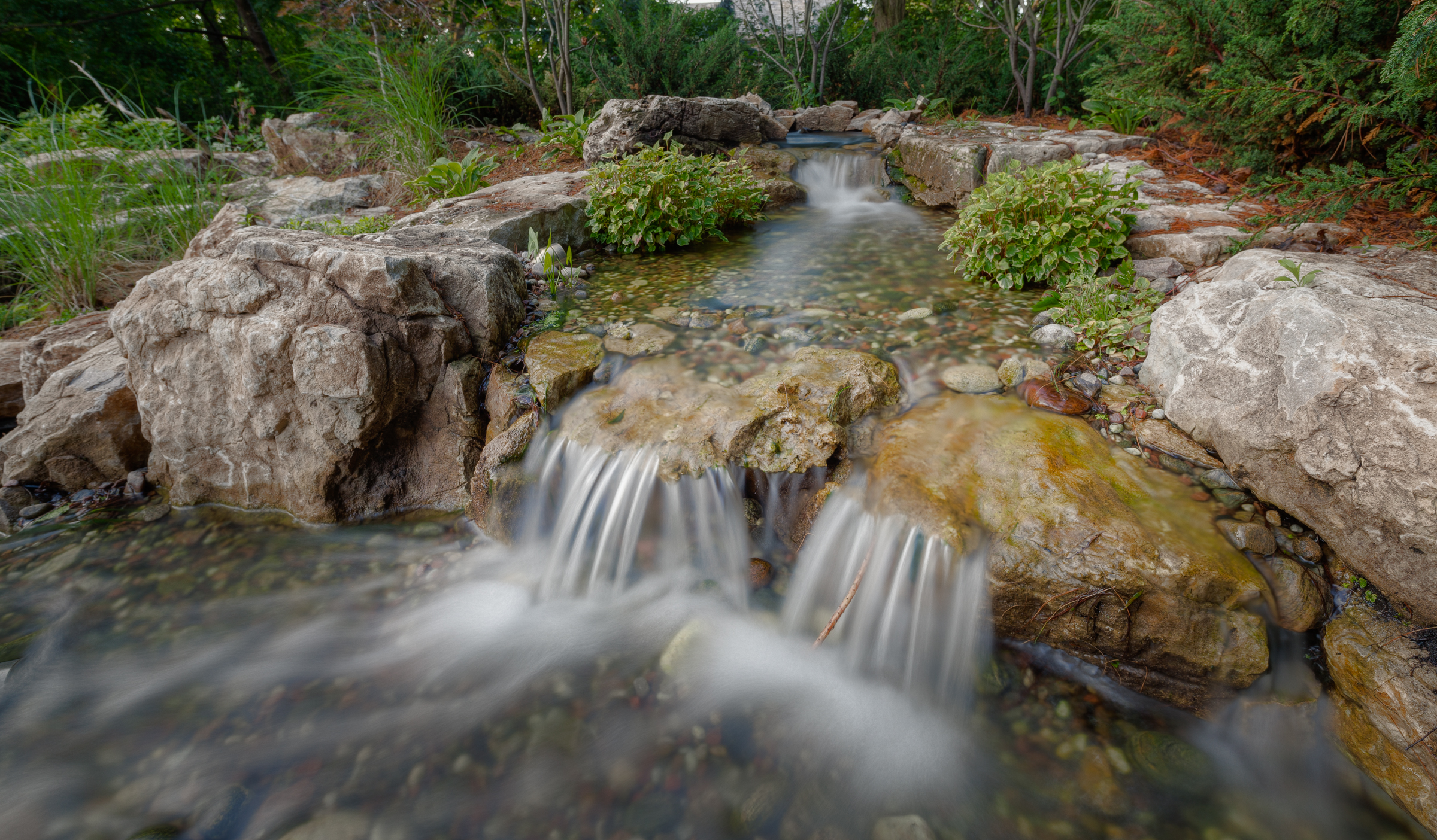Landscape Ontario Award of Excellence Winner for Water ...