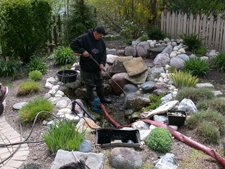 Toronto Pond Cleaning & Maintenance Services